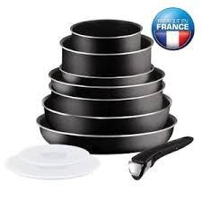 batterie de cuisine pas cher lot casserole et poele tefal achat vente lot casserole et