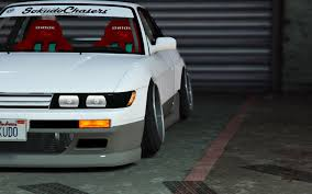 nissan silvia stance nissan silvia s13 stance add on replace gta5 mods com