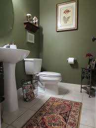 Small Powder Room Ideas by Led Lighting Decor Plus White Ceramic Wall Mou Small Powder Room