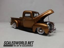 Classic Ford Truck Lowering Kits - monogram 1940 ford pickup scaledworld