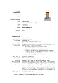 cover letter and resume elpidio romano