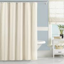 Neutral Shower Curtains Nepal Ivory Shower Curtain By Lamont Neutral Shower Curtains For