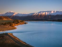 Where Is New Zealand On The Map Mackenzie Region New Zealand