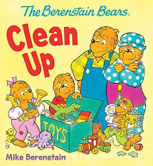 Berenstien Bears The Berenstain Bears Clean Up Mike Berenstain Illustrated By