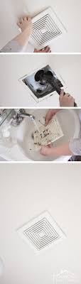 how to clean bathroom fan how to clean a bathroom exhaust fan bathroom exhaust fan