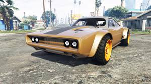 gta 5 dodge charger dodge charger fast furious 8 add on for gta 5