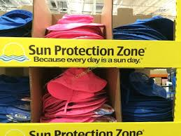 sun protection zone kids safari hat u2013 costcochaser