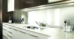 credence cuisine originale deco credence cuisine inox e coller inox autocollant pour cuisine