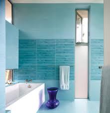 blue heathers bathroom contemporary with tile floor window film