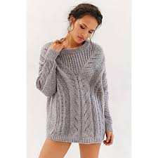 knit oversized sweater 31 outfitters sweaters sold gray cable knit