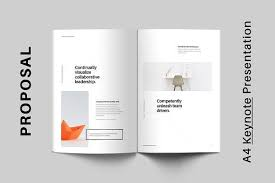 keynote brochure template 105 best designs by goashape images on graphics