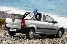 auto mit ladefläche jetzt als up vierte variante des dacia logan kommt bild 3