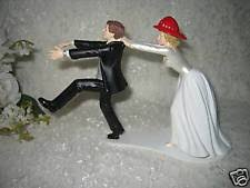 fireman cake topper firefighter wedding ebay