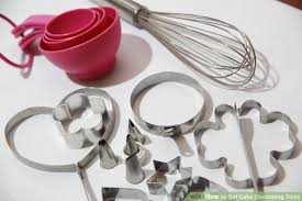 Cake Decorators How To Get Cake Decorating Tools 10 Steps With Pictures