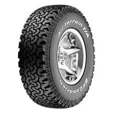 Bfg Rugged Trail Review Bfgoodrich All Terrain T A Ko2 Lt275 65r18 123r All Season Tire