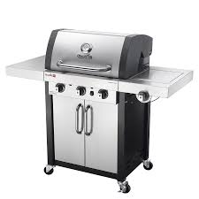 commercial series 3 burner gas grill char broil