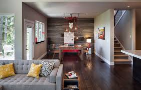 living room beautiful spacious and rustic for modern living room