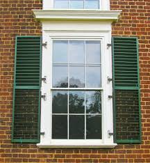 outdoor window treatment ideas image gallery exterior shutters for