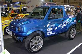 Suzuki Jimny Tuning Bilder Off Road Vehicle Pickup Truck Vehicles