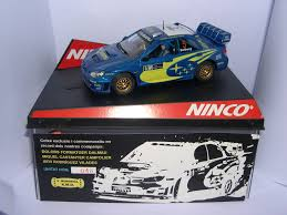 subaru wrc 2007 slot cars toys hobbies