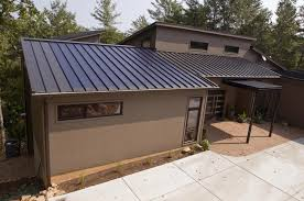 Metal Roof Homes Pictures by Green Building Solar Overview Mcelroy Metal