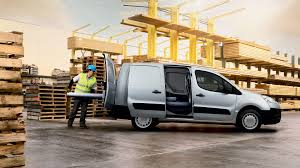 peugeot main dealer new peugeot partner showroom small van