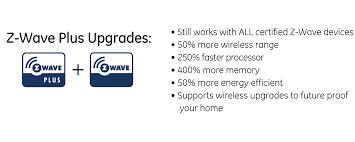 Ge Z Wave Plus In Wall Smart Fan Control Jasco