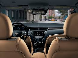 cadillac jeep interior refreshed 2018 cadillac xts debuts with ct6 inspired styling