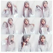 tutorial hijab paris ke pesta tutorial hijab paris yang anggun dan cantik tetep cantik