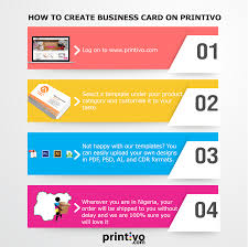 Creating Business Card How To Create Business Cards On Printivo Printspirations By