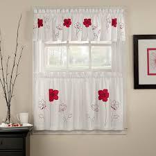 Walmart Kitchen Curtains Walmart Kitchen Curtains S Lichtenberg Berkshire Kitchen