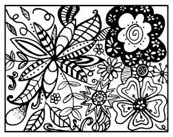 8 images zentangle patterns free printable coloring pages