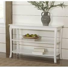 Sofa Table Height Console Sofa And Entryway Tables You U0027ll Love Wayfair