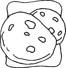 Cookie Coloring Pages Girl Scout Cookies Coloring Pages 4 Scouts Coloring Cookies