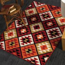 Aztec Style Rugs Decorating Cheap Large Rugs Aztec Rugs