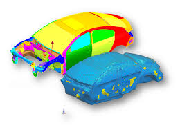 fast fe on complex models with nx nastran on the rescale cloud