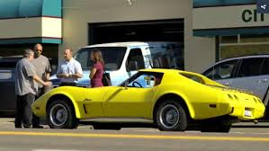 1976 corvette yellow 1976 corvette owner turns to tv station for help after issues with