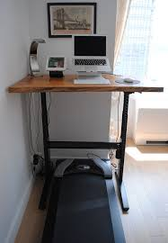 Computer Desk Treadmill Weighthacker How I Hacked My Computer Desk To Help Me Lose 67lbs