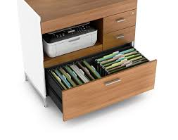 Computer Desk With File Cabinet by Aspect Desk 6231 Bdi Designer Tv Stands And Cabinets For Home