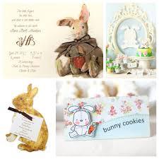 rabbit baby shower rabbit baby shower