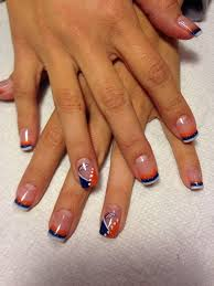 60 best denver broncos nails images on pinterest denver broncos