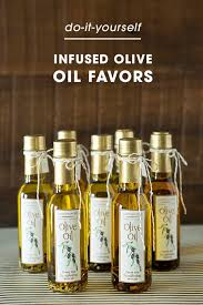 olive favors learn how easy it is to infuse your own olive as gifts