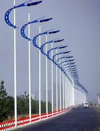 decorative street light poles tubular pole street light poles manufacturers in coimbatore sunmac