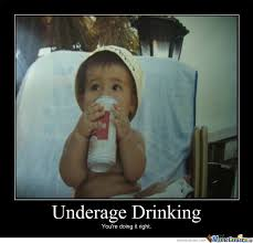 Underage Drinking Meme - underage drinking by cylepher meme center