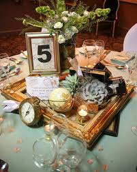 themed centerpieces for weddings travel themed centerpiece each table could a different