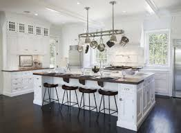 kitchen island with bar seating white wooden kitchen island with brown wooden top combined
