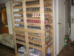 kitchen food storage ideas the images collection of for canned food rotation shelves