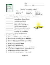 antonyms in context clues lesson plans u0026 worksheets