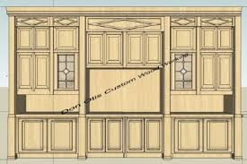Colorado Custom Cabinets - Kitchen cabinets for home office