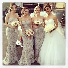 evening wedding bridesmaid dresses a strapless bridesmaid dress with the bouquet 2051749 weddbook